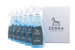 ZEBRA SANITARY (6 x 750ml)