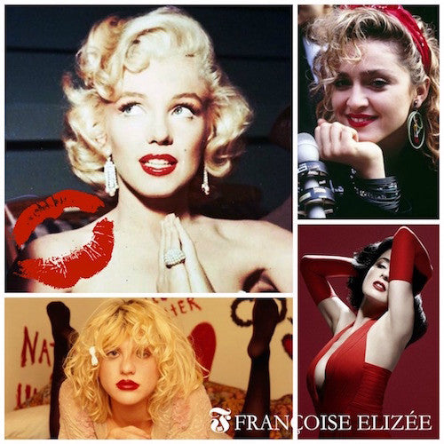 Red Lipstick, A little history