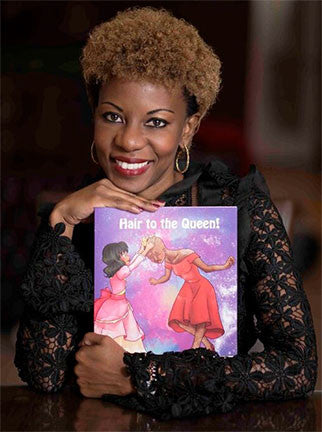 Read Her Lips: Author Debuts Children's Book at Miami Book Fair