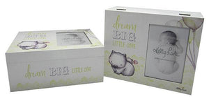 Photo Frame Box  Baby Critters BABY