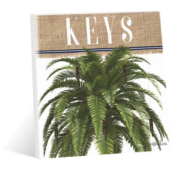 Key Hook 20x20 3D Oasis KEYS
