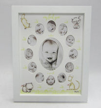 Load image into Gallery viewer, Baby 1st Year Baby Critters COLLAGE BABY