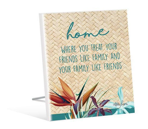 Sentiment 12x15 3D Paradise HOME