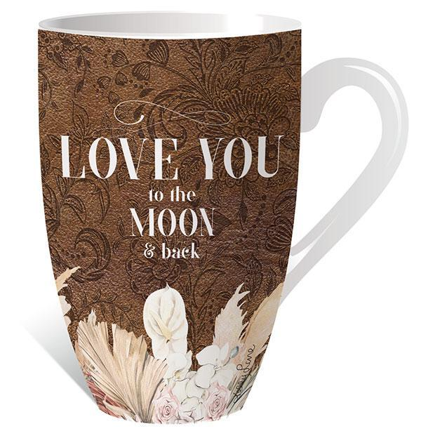 Mug 13oz Bismark LOVE YOU