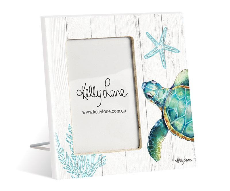 Photo Frame 20x20 6x4 3D Turtles STARFISH