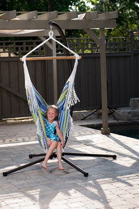 Brazilian Style Hammock Chair one person - more pattern options available