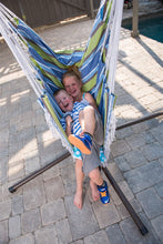 Load image into Gallery viewer, Brazilian Style Hammock Chair one person - more pattern options available