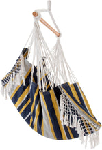 Load image into Gallery viewer, Serenity Brazilian Sturdy Cotton Hammock Chair