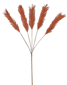 Bismark A Polyester Bristlegrass Branch 91x42x42 cm By Kelly Lane Pazaz Online