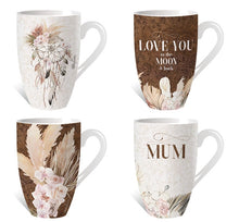 Load image into Gallery viewer, Bismark Assorted Mug Pack 12pcs By Kelly Lane Pazaz Online