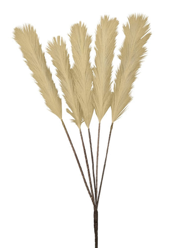 Bismark B Polyester Bristlegrass Branch 91x42x42 cm By Kelly Lane Pazaz Online