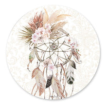 Load image into Gallery viewer, Bismark Dream Round Placemat Set of 6 By Kelly Lane Pazaz Online