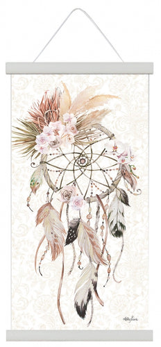 Bismark Dreamcatcher Canvas Scroll 30x60 cm By Kelly Lane Pazaz Online