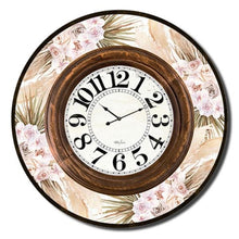 Load image into Gallery viewer, Bismark Foliage Clock 60cm By Kelly Lane Pazaz Online