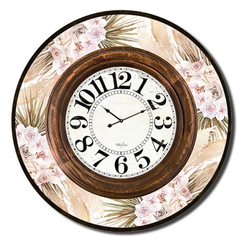 Bismark Foliage Clock 60cm By Kelly Lane Pazaz Online
