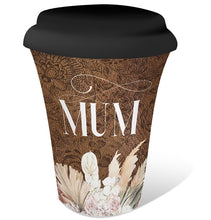 Load image into Gallery viewer, Bismark Mum Coffee To Go Mug  By Kelly Lane Pazaz Online