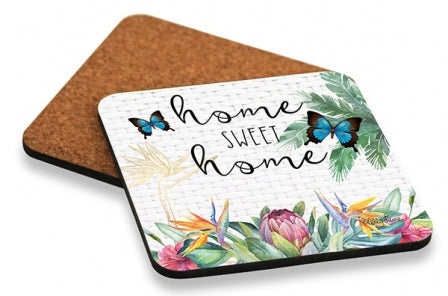 Fiesta Home Coaster Square By Kelly Lane Pazaz Online