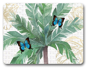 Fiesta Floral Square Placemat Set of 6  By Kelly Lane Pazaz Online