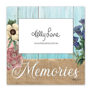 Photo Frame 20x20 6x4 3D Heirloom MEMORI