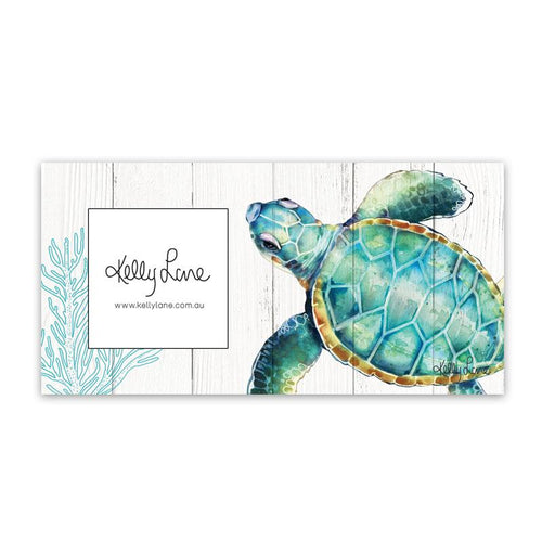 Photo Frame 10x20 3x3 3D Turtles ELLIOT