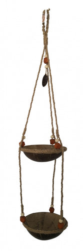 Natives B Hanging Planter 12.5x12.5x64 cm By Kelly Lane Pazaz Online