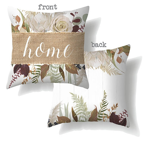 Natives Home Square Cushion 45x45 cm By Kelly Lane Pazaz Online