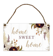Load image into Gallery viewer, Natives Sweet Hanging Tin Sign 18x30 cm By Kelly Lane Pazaz Online