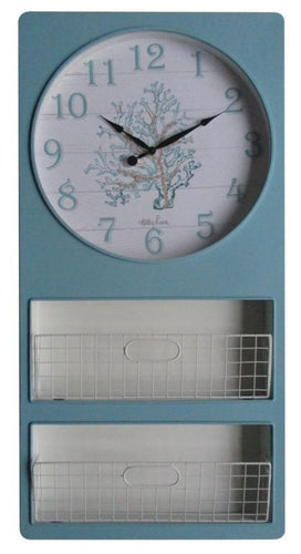 Reef Iron Wall Clock 47X97 cm By Kelly Lane Pazaz Online