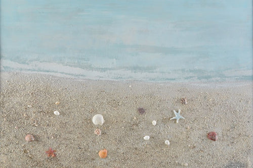 Reef Shells Painting 60x90 cm By Kelly Lane Pazaz Online