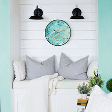 Load image into Gallery viewer, Reef Wave Clock 34cm By Kelly Lane Pazaz Online