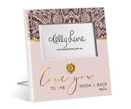 Vogue 3D Moon Photo Frame By Kelly Lane Pazaz Online
