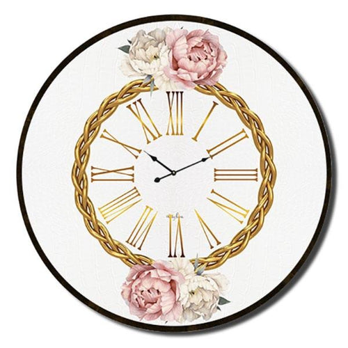 Vogue Each Other Clock 60cm By Kelly Lane Pazaz Online