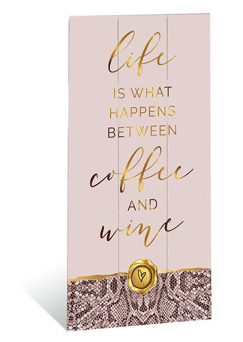 Vogue Life Wall Art 30x60 cm By Kelly Lane Pazaz Online