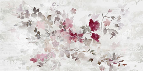 Vogue Petals Painting 50x100 cm By Kelly Lane Pazaz Online