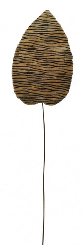 Vogue Tiger Faux Leaf 30x112 cm By Kelly Lane Pazaz Online