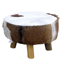 Load image into Gallery viewer, Stool Round Natural 60CM