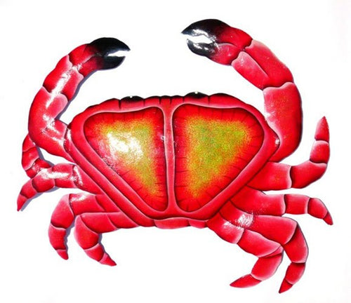 Beach Crab red Natursal Collection