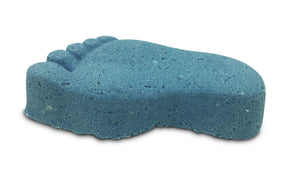 Spearmint Eucalyptus Foot Spa Bar -  with soothing Cocoa Butter & Grapeseed Oil - by Bomd