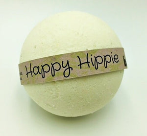 Hemp Oil Bath Bomb for soaking and relaxing