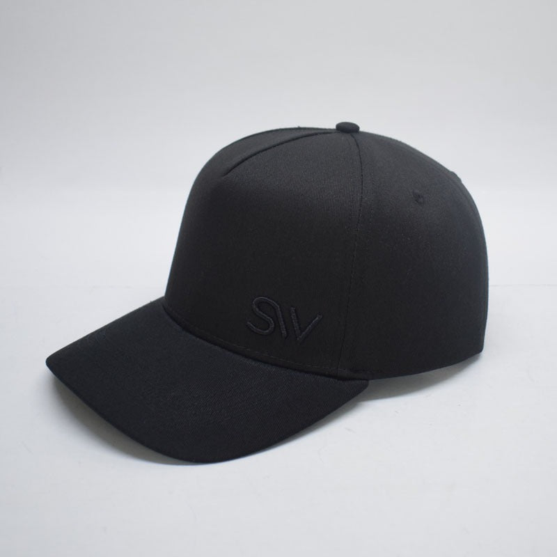 First Edition Black Snapback