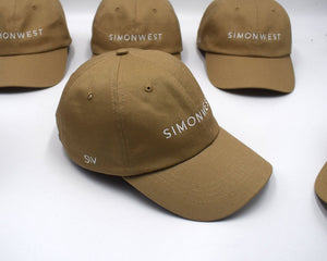 First Edition Khaki Dad Cap
