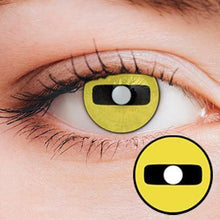 Load image into Gallery viewer, Sage Mode Sharingan Yearly Cosplay Contact Lenses