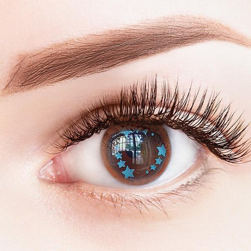 Blue Star Yearly Colored Contact Lenses