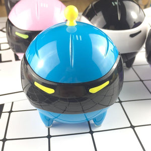 Robot 5 Colors Auto-Washer Lens Case