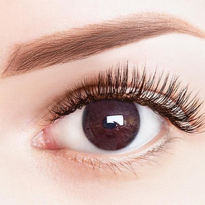 Loop Black Yearly Colored Contact Lenses
