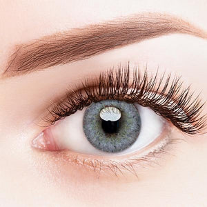 Nature Yellow Yearly Colored Contact Lenses