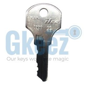 Corbin Wafer Lock Replacement Key Series CAT101-CAT200 - GKEEZ