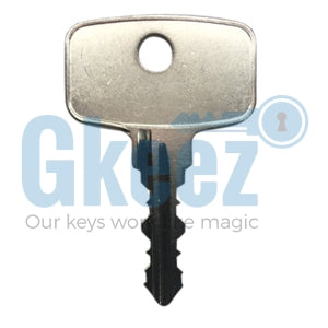 2 Snap On Tool Box Keys Series Y301-Y400 - GKEEZ