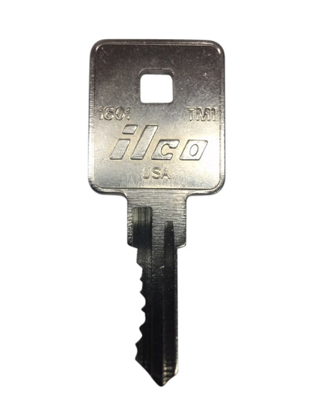 Trimark RV Replacement Key Series TM301 - TM323 - GKEEZ
