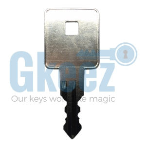 Craftsman Tool Box Replacement Keys Series 8200 - 8250 - GKEEZ